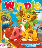 Winnie magazine subscription