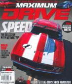 Maximum Drive magazine subscription