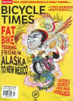 Bicycle Times magazine subscription