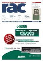 RAC - Refridgeration and Air Conditioning magazine subscription