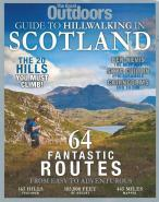 TGO Guide to hlliwalking in  Scotland magazine subscription