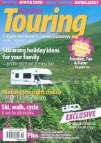 Discover Touring magazine subscription