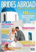 Brides Aborad magazine subscription