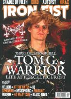 Iron Fist magazine subscription
