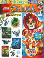 Lego Legends of Chima magazine subscription