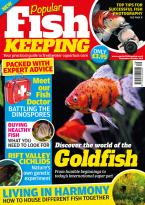 Popular Fish Keeping magazine subscription
