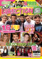 Girl Time Presents One Direction & The Hunger Games Issue 10 at Unique Magazines