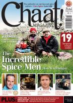 Chaat! magazine subscription