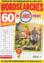 wordsearches in large print magazine subscription