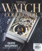 Robb Report Watch Collector at Unique Magazines