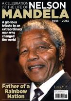 A celebration of the life of Nelson Mandela at Unique Magazines