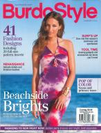 Burda Stlye USA edition magazine subscription