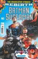 Batman Superman magazine subscription