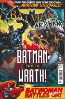 Batman Arkham magazine subscription
