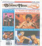 Boxing News Usa magazine subscription