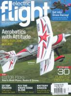 Electric Flight magazine subscription