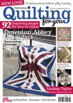 Fabrications - Quilting for You magazine subscription