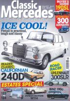 Classic Mercedes magazine subscription