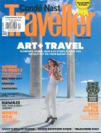 Conde Nast Traveller India magazine subscription