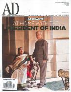Architectural Digest India magazine subscription