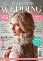 Your East Midlands Wedding magazine subscription