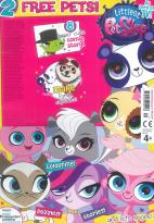 Littlest Pet Shop magazine subscription