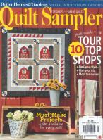 BHG Quilt Sampler magazine subscription