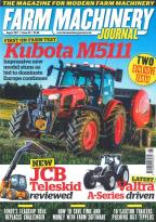 Farm Machinery Journal magazine subscription