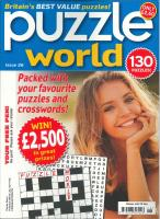 Puzzle World magazine subscription