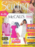 Love Sewing magazine subscription