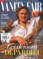 Vanity Fair French magazine subscription