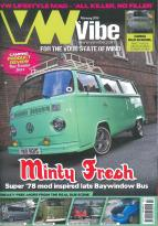 VW Vibe magazine subscription