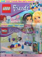 Lego Friends magazine subscription