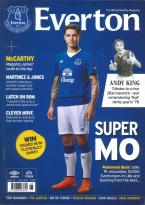Everton Magazine magazine subscription
