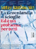 Internazionale magazine subscription