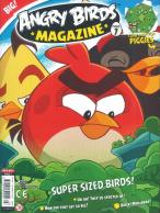 Angry Birds magazine subscription
