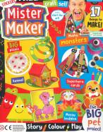 Mister Maker magazine subscription