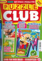 Puzzle Club magazine subscription