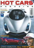 Hot Cars magazine subscription