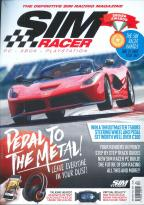 Sim Racer magazine subscription