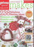 Prima Special - Christmas Makes magazine subscription