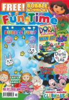 Funtime magazine subscription