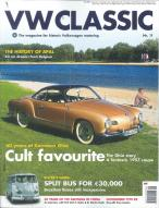 VW Classic magazine subscription