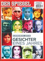 Der Spiegel Chronik 2014 magazine subscription