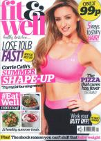Fit & Well magazine subscription