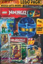Lego Ninjago magazine subscription