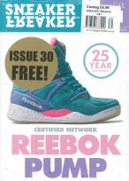 Sneaker Freaker magazine subscription