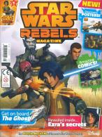 Star Wars Rebels magazine subscription