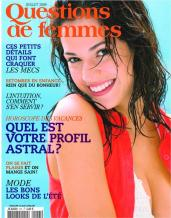 QUESTIONS DE FEMMES magazine subscription