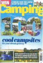 Camping magazine subscription